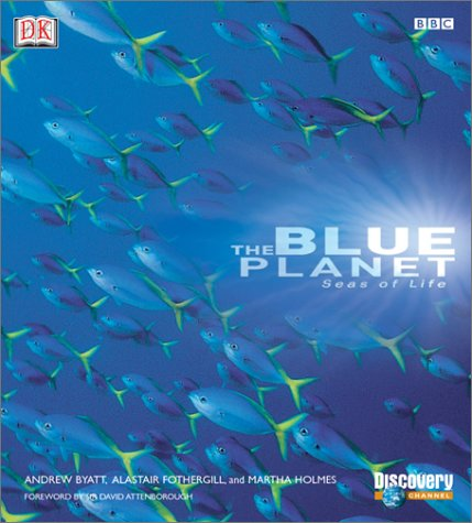 Blue Planet Seas of Life  2001 edition cover