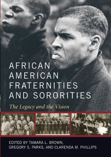 African American Fraternities and Sororities The Legacy and the Vision N/A edition cover