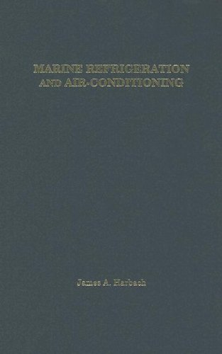 Marine Refrigeration and Air-Conditioning  N/A edition cover