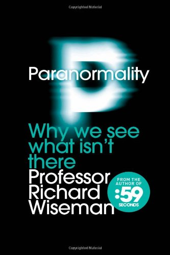 PARANORMALITY                  N/A edition cover
