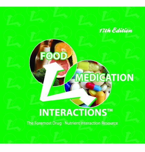 Food Medication Interactions:  2012 9780971089655 Front Cover