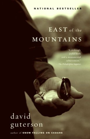 East of the Mountains  N/A edition cover