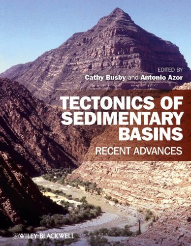 Tectonics of Sedimentary Basins Recent Advances  2012 9781405194655 Front Cover