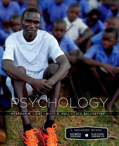 Scientific American: Psychology  2014 edition cover