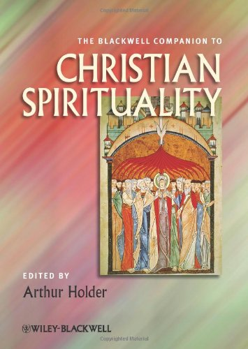 Blackwell Companion to Christian Spirituality   2010 edition cover