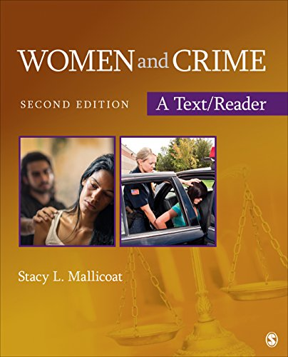 Women and Crime A Text/Reader 2nd 2015 edition cover