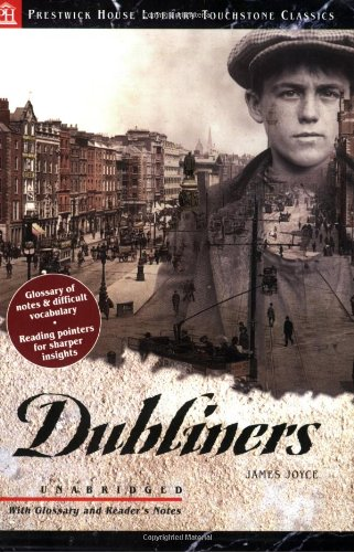 Dubliners Literary Touchstone Classic  2006 edition cover