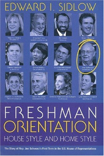 Freshman Orientation House Style and Home Style  2005 (Revised) edition cover