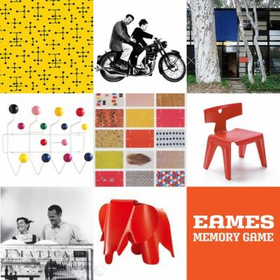 Eames Memory Game  N/A 9781934429655 Front Cover