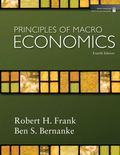 Principles of Macroeconomics  4th 2009 edition cover