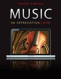 MUSIC:APPRECIATION,BRF.-UPGRD( N/A edition cover