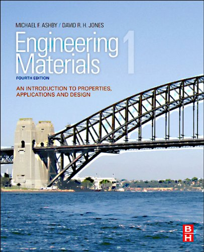 Engineering Materials 1 An Introduction to Properties, Applications and Design 4th 2011 edition cover