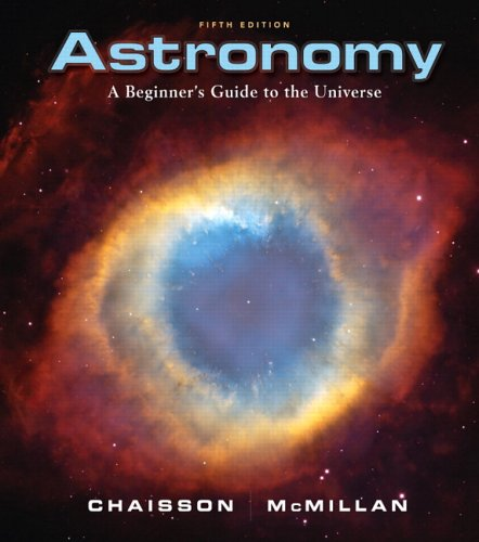 Astronomy A Beginner's Guide to the Universe 5th 2007 (Revised) edition cover