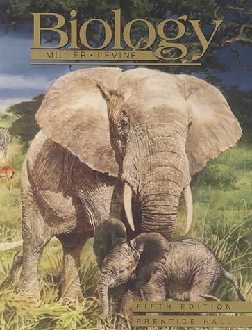 Biology, 2000 5th 2000 (Student Manual, Study Guide, etc.) edition cover