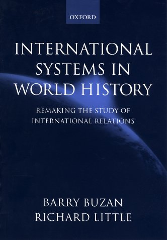 International Systems in World History Remaking the Study of International Relations  2000 edition cover