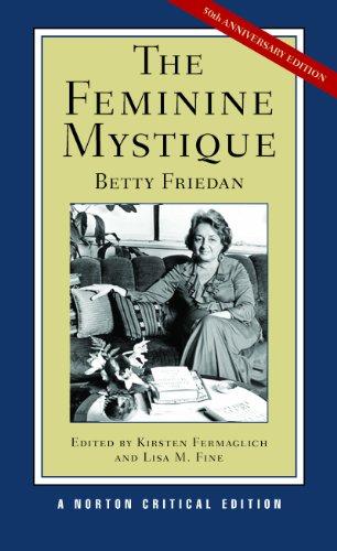 Feminine Mystique  50th 2013 edition cover