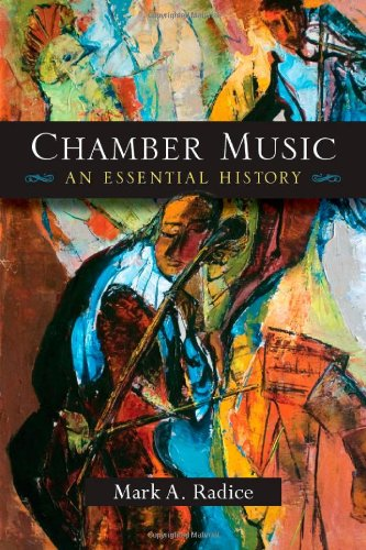 Chamber Music An Essential History  2012 edition cover