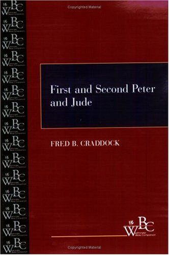 First and Second Peter and Jude  N/A 9780664252656 Front Cover