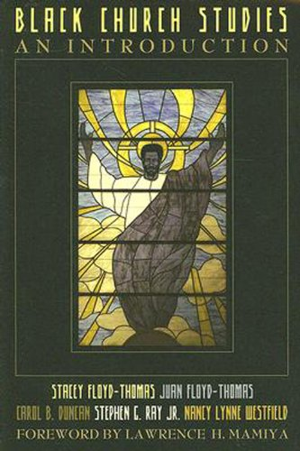 Black Church Studies An Introduction  2007 edition cover