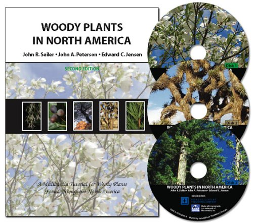 Woody Plants in North America Cds  2nd 2006 (Revised) 9780757523656 Front Cover