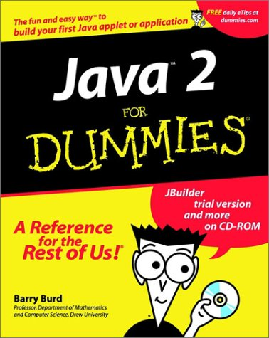 Java 2 for Dummies   2001 9780764507656 Front Cover