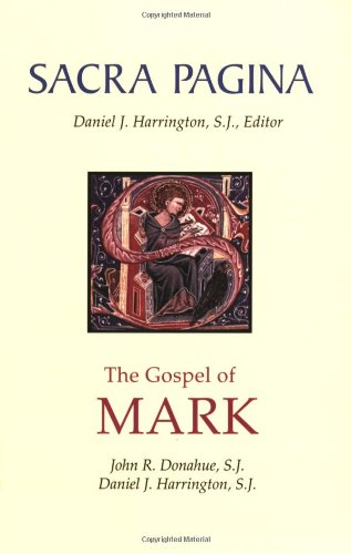 Gospel of Mark   2002 edition cover