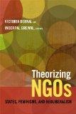 Theorizing NGOs States, Feminisms, and Neoliberalism  2014 edition cover