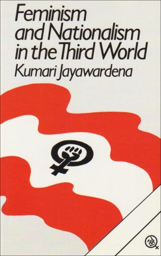 Feminism and Nationalism in the Third World   1986 edition cover