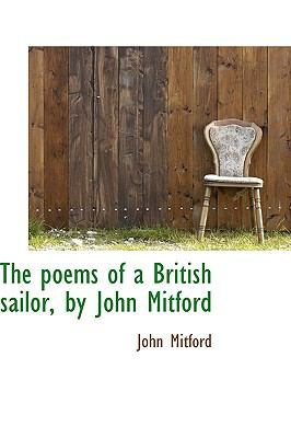 Poems of a British Sailor, by John Mitford N/A edition cover