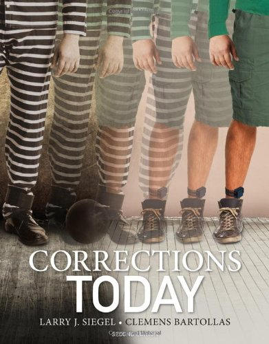 Corrections Today  2nd 2014 edition cover