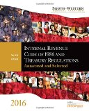 South-western Federal Taxation Internal Revenue Code of 1986 and Treasury Regulations: Annotated and Selected 2016  2015 edition cover