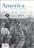 America: a Concise History, Volume I  6th 2015 edition cover
