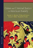 Crime and Criminal Justice in American Society:   2015 edition cover