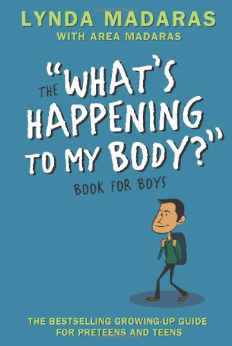 """What's Happening to My Body?"" Book for Boys 3rd 2007 (Revised) 9781557047656 Front Cover"