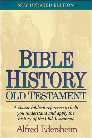 Bible History Old Testament 2nd edition cover