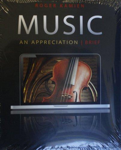 MUSIC:APPRECIATION,BRIEF-W/ACC N/A edition cover
