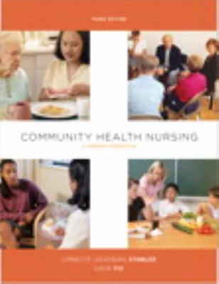 Community Health Nursing A Canadian Perspective 3rd 2012 edition cover