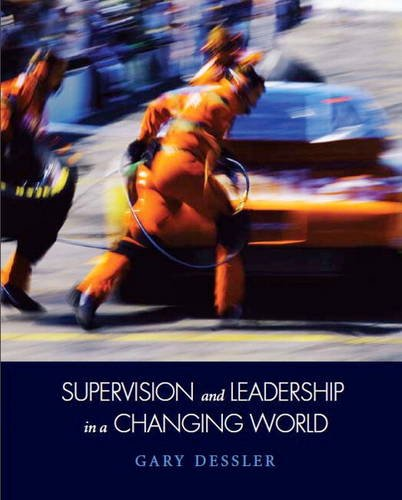 Supervision and Leadership in a Changing World   2012 edition cover