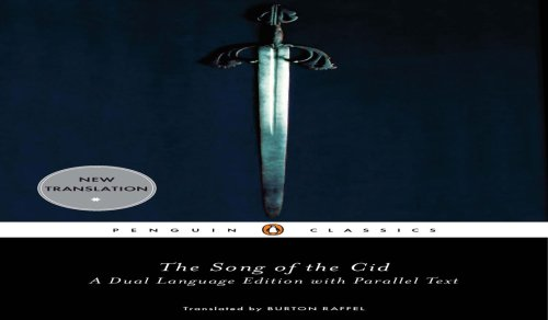 Song of the Cid   2009 edition cover