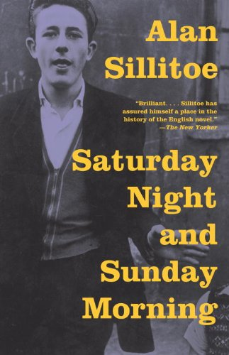 Saturday Night and Sunday Morning   2010 edition cover