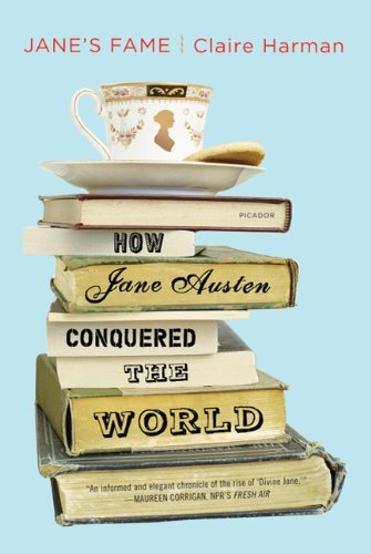 Jane's Fame How Jane Austen Conquered the World N/A edition cover