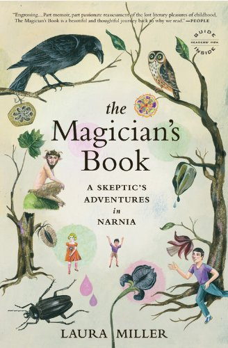 Magician's Book A Skeptic's Adventures in Narnia  2010 edition cover
