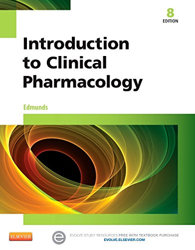 Introduction to Clinical Pharmacology  8th 2016 edition cover