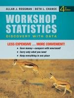 Workshop Statistics Discovery with Data 4th 2012 edition cover