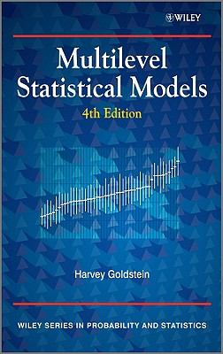Multilevel Statistical Models  4th 2011 edition cover