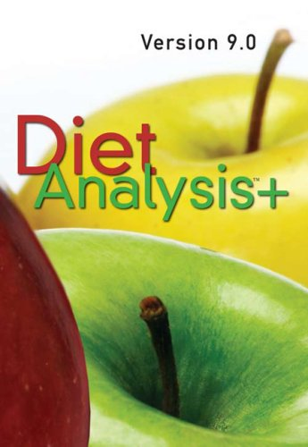 Diet Analysis+  9th 2009 edition cover