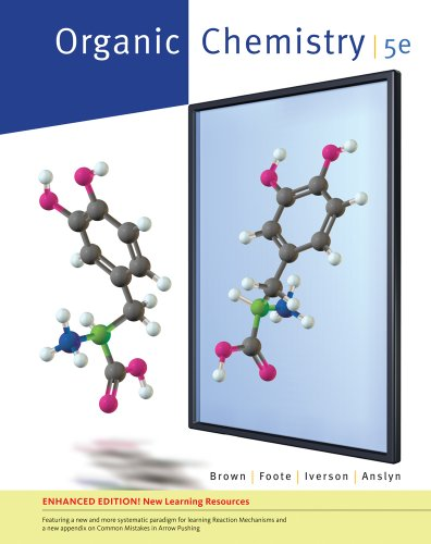 Organic Chemistry  5th 2011 9780538497657 Front Cover