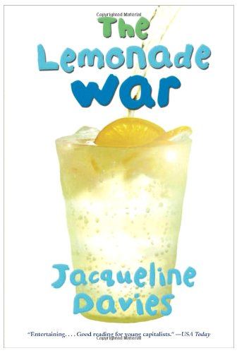 Lemonade War   2009 9780547237657 Front Cover