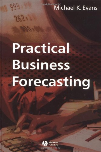 Practical Business Forecasting   2002 edition cover