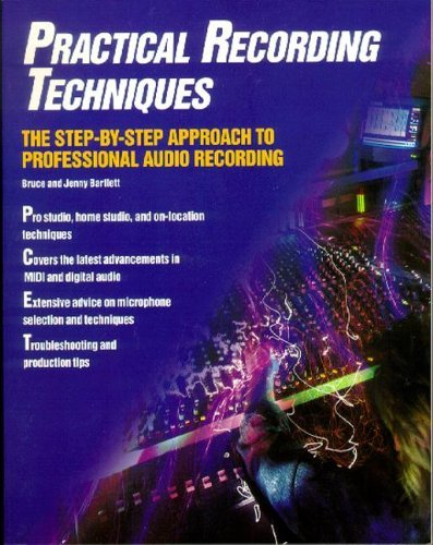 Practical Recording Techniques  N/A 9780672302657 Front Cover